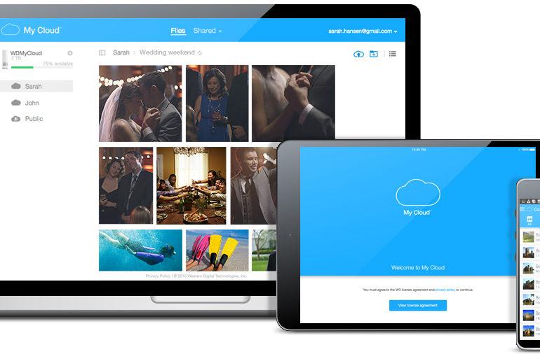 WD My Cloud OS 3 770x506 - WD annonce l'arrivée de My Cloud OS 3 et d'un nouveau NAS
