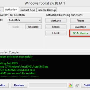 WT EZ Activator 293x293 - Windows 8 et Windows 10... forcer l'activation