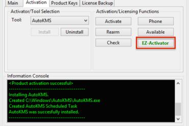 WT EZ Activator 370x247 - Windows 8 et Windows 10... forcer l'activation
