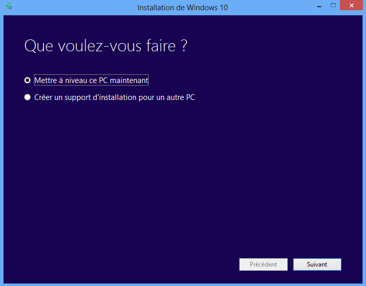 Windows 10 - Windows 8 et Windows 10... forcer l'activation