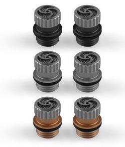 filtres rha - Test des écouteurs RHA T10 / T10i