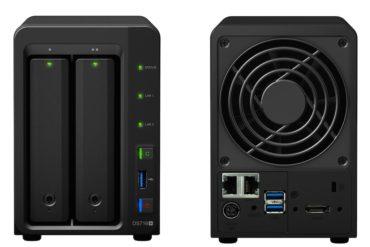 synology ds716plus 370x247 - Synology - Le NAS DS716+ et le routeur RT1900ac débarquent...
