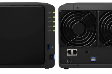 Synology DS416 370x247 - NAS - Synology DS216se, DS216play et DS416 débarquent