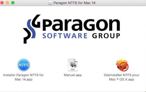 installation ntfs osx - NTFS pour OS X El Capitan
