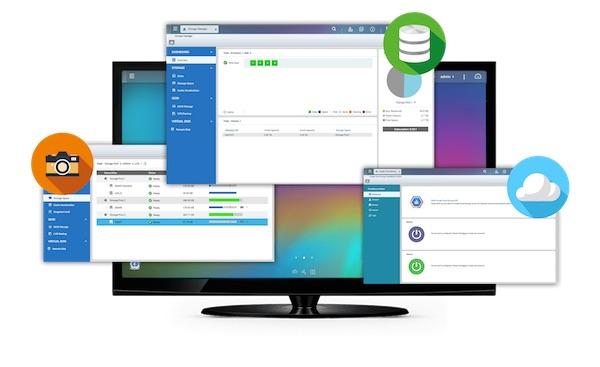 sauvegarde stockage - NAS – QNAP QTS 4.2 est disponible pour tous...
