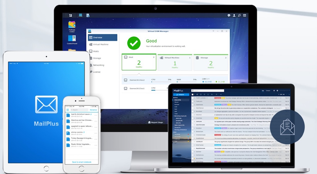 synology dsm 6 - Interview Synology France