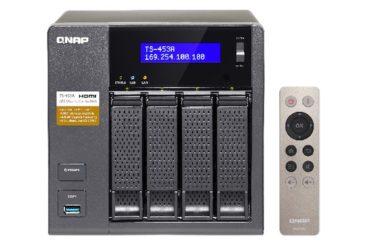 QNAP TS 453A 370x247 - NAS - QNAP TS-253A et TS-453A se dévoilent...