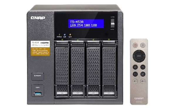 QNAP TS 453A - NAS - QNAP TS-253A et TS-453A se dévoilent...