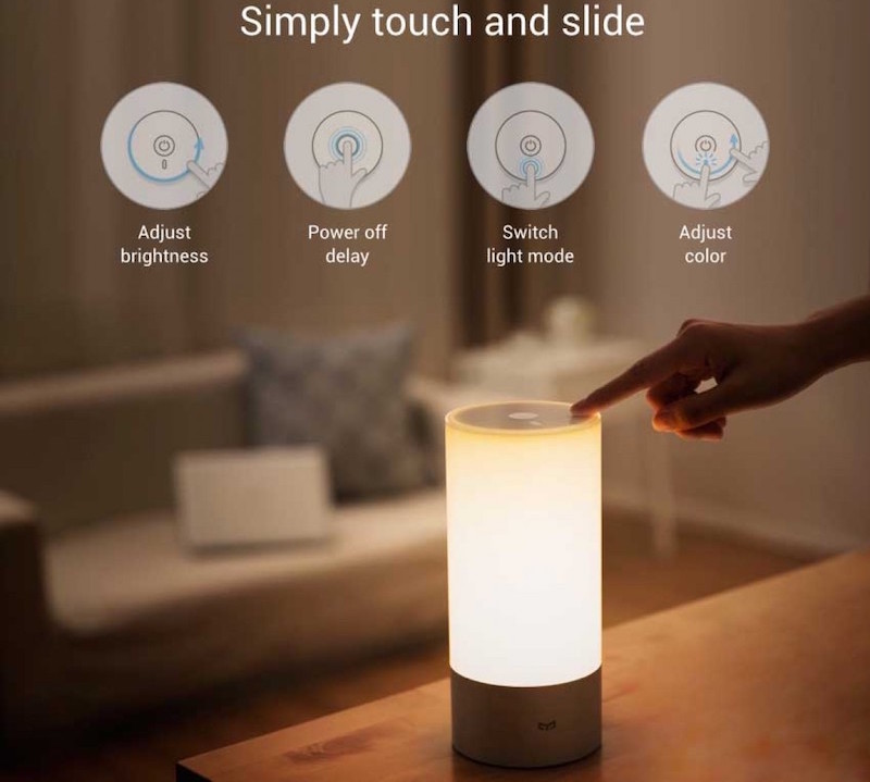 Xiaomi-Yeelight-lamp