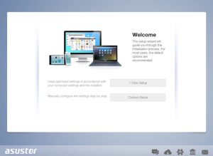 00 chome safari ENG 300x219 - Test NAS ASUSTOR AS3102T