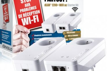 devolo dLAN 1200 WiFi ac 370x247 - Test pack CPL Devolo dLAN 1200+ WiFi ac