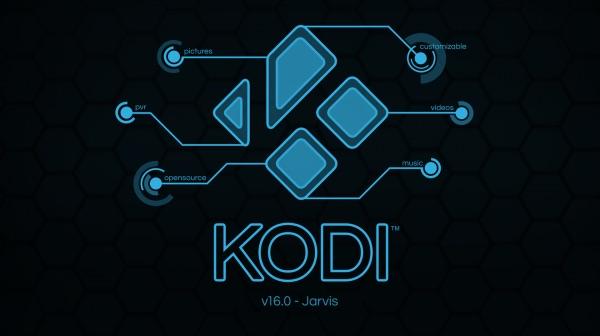 kodi16.0 jarvis - NAS - Kodi 16 débarque chez ASUSTOR