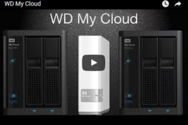 video youtube wd my cloud 370x247 - Vidéo - WD My Cloud