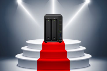 podium synology ds716plus 370x247 - Test du NAS 2 baies Synology DS716+