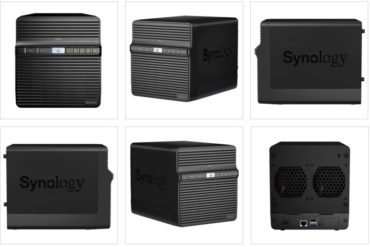 synology ds416j 370x247 - NAS - Synology lance le DS416j