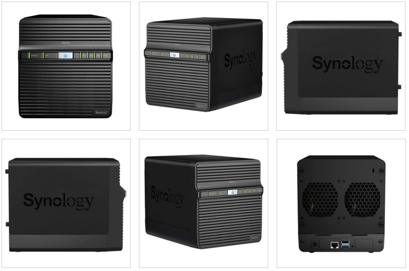 synology ds416j - NAS - Synology lance le DS416j