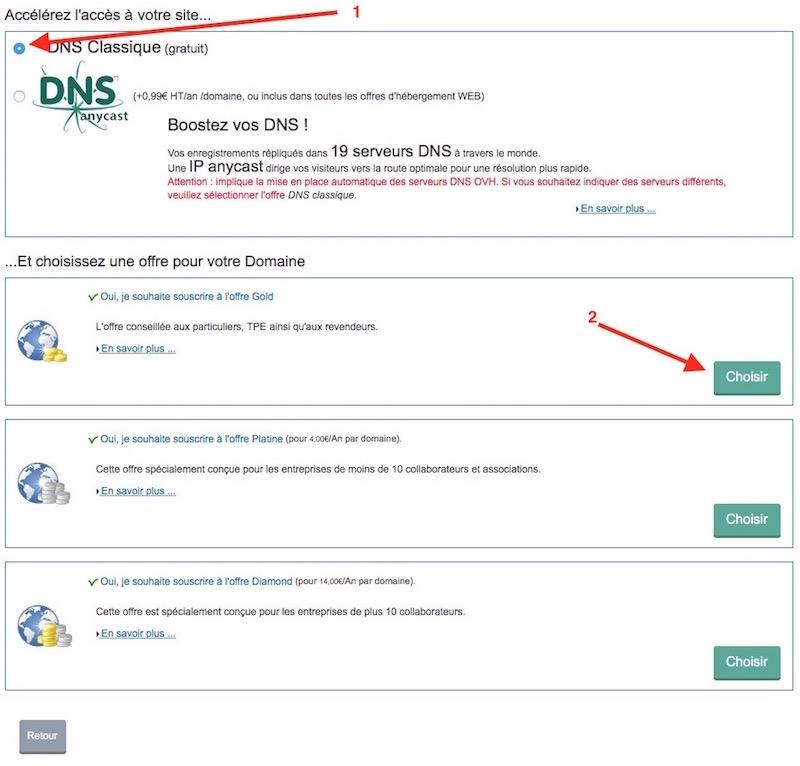 achat domaine 3 attention DNS - Auto-hébergement : Créer son nom de domaine