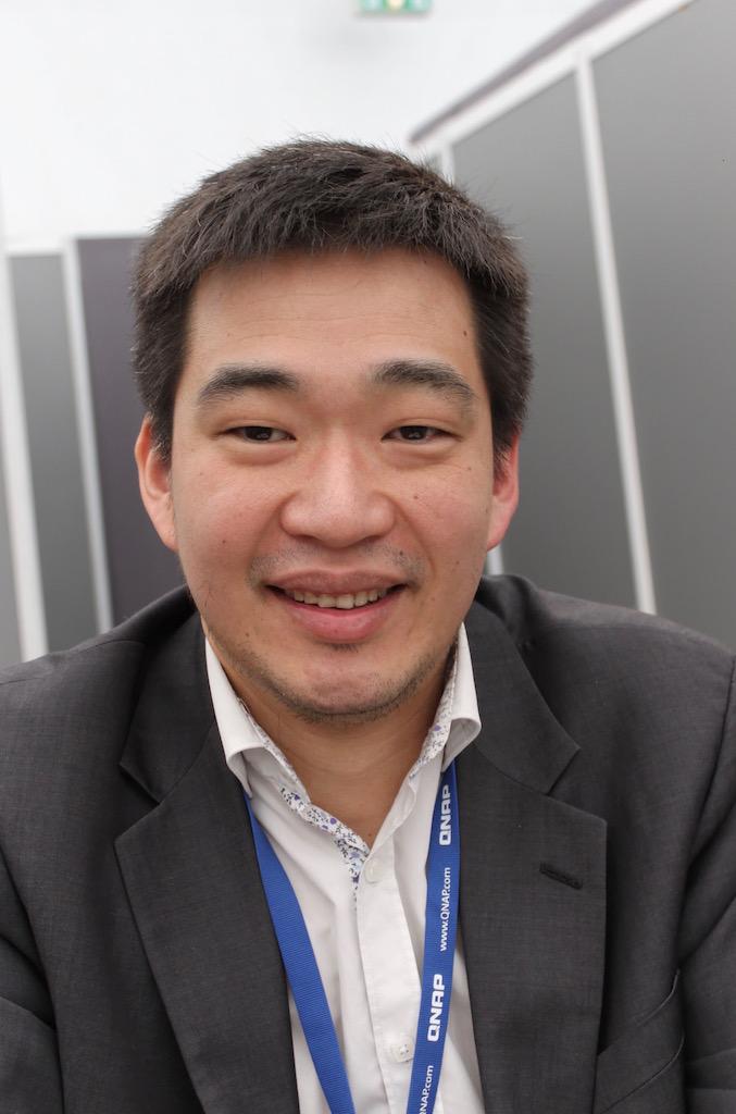 bernard chu qnap - Interview de Bernard Chu Directeur Général, QNAP France