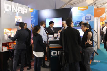 stand qnap it partners 370x247 - Interview de Bernard Chu Directeur Général, QNAP France