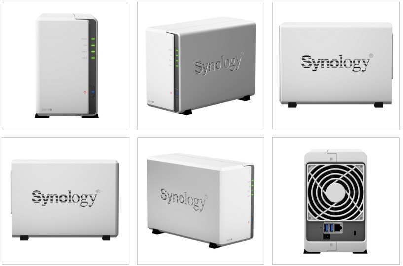 synology DS216j - NAS - Synology lance le DS216j