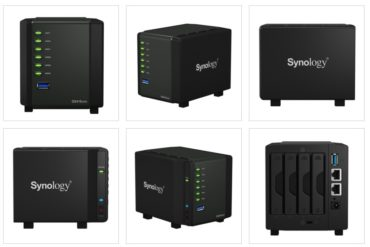 synology ds416slim photos 370x247 - NAS - Synology lance le DS416slim