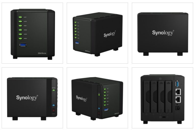 synology ds416slim photos 770x513 - NAS - Synology lance le DS416slim