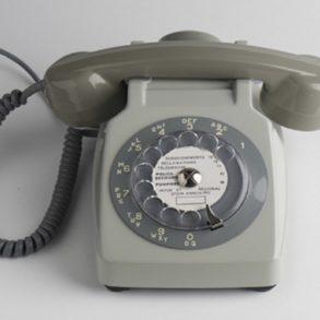 telephone ancien 293x293 - Rétrospective du RTC