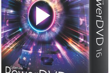 PowerDVD 16 Ultra 370x247 - PowerDVD 16 : Mode TV, audio DSD, MVC 3D, ChromeCast / Apple TV / Roku