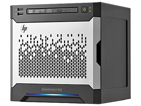 hp gen8 - MicroServer GEN8 : Cas pratique part1 - Description d'un projet de Virtualisation