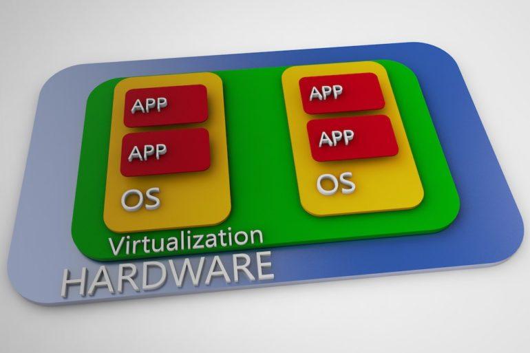 virtualisation os materiel 770x513 - MicroServer GEN8 : Cas pratique part2 - Installation d'ESXI et d'une première Machine Virtuelle