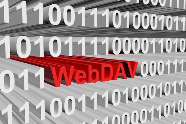 webdav - Auto-hébergement : Accès au NAS depuis l'extérieur (Internet)