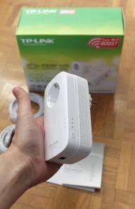 tplink cpl wifi 193x300 - Test CPL - TP-LINK AV1200 Wi-Fi ac