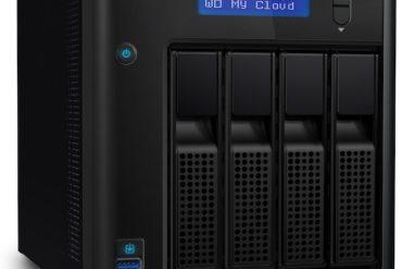 WD My Cloud PR4100 370x247 - WD annonce 2 nouveaux NAS PR2100 et PR4100