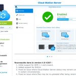 cloud station server 150x150 - NAS - Synology DSM 6.0.1 et mise à jour d'applications