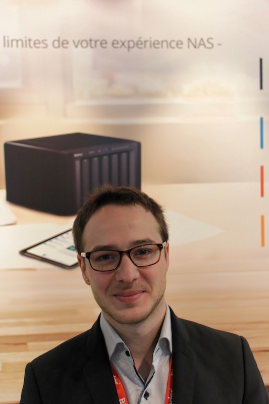 Benoit Ferault synology - Interview Synology France