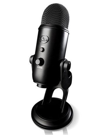 blackout yeti - Blue Microphones et Cachem vous offre...