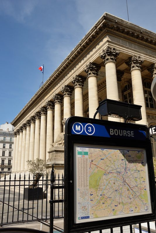 palais brongniart bourse de paris - Interview Synology France