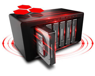 wd red nas 307x247 - Disque dur NAS WD Red