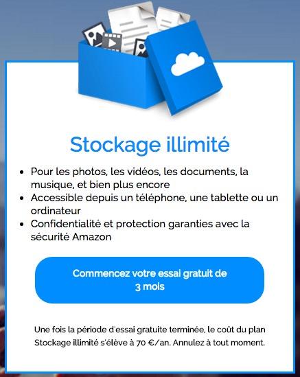 Amazon Drive - Amazon Drive débarque en France
