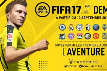 FIFA Demo 370x247 - Fifa 17, la démo arrive demain