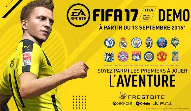 FIFA Demo 770x450 - Fifa 17, la démo arrive demain
