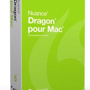 dragon mac 293x293 - Nuance Dragon pour Mac v5