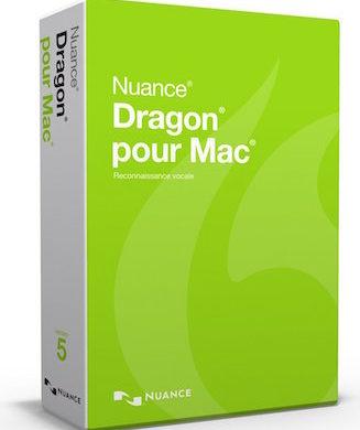 dragon mac 327x390 - Nuance Dragon pour Mac v5