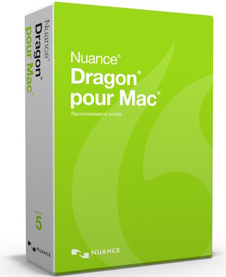 dragon mac - Nuance Dragon pour Mac v5