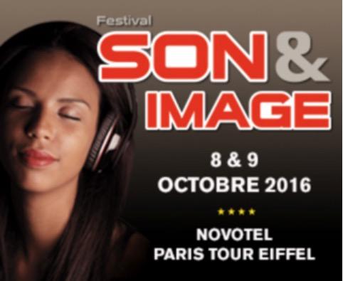 son image 2016 - Festival Son & Image - 8 et 9 octobre 2016