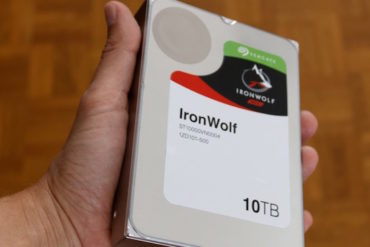 test seagate 10 370x247 - Test du disque dur NAS Seagate IronWolf 10 To