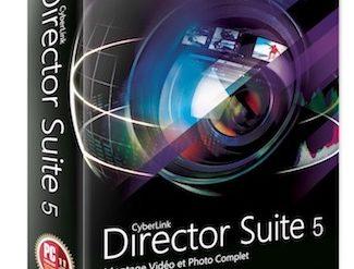 Director Suite 5 325x247 - Cyberlink supporte les caméras 360° et la 4K à l'honneur dans ses applications