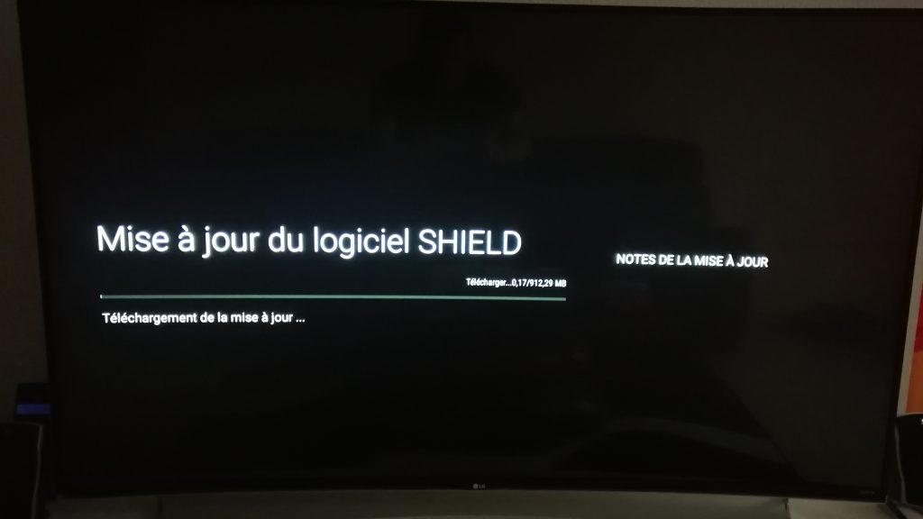 IMG 20160829 203943 1024x576 - Présentation et test de la nVidia Shield TV