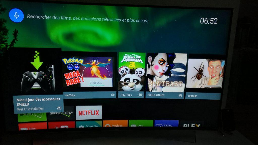 IMG 20160830 065235 1024x576 - Présentation et test de la nVidia Shield TV