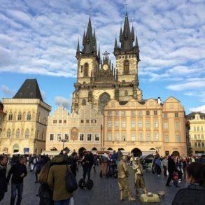 Prague Ancien hotel ville 293x293 - Petit week-end à Prague